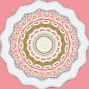 Gaming Windows Kaleidoscope 2 Art Print