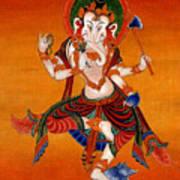Ganapati   7 Art Print