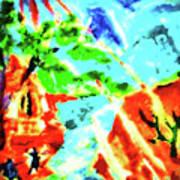 Gangotree Art Print