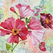 Garden Beauty-jp2954b Art Print
