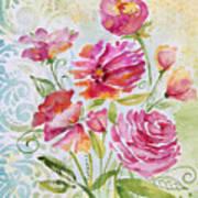 Garden Beauty-jp2957 Art Print
