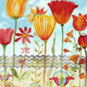 Garden Beauty-jp2960 Art Print