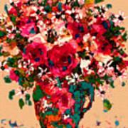 Garden Bouquet Art Print