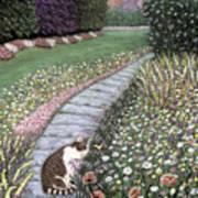 Garden Delights I Art Print