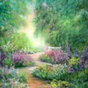 Garden Dreams Art Print