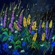 Garden Flowers 679080 Art Print