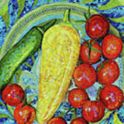 Garden Harvest Art Print