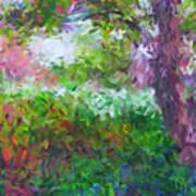 Garden Of Joy Art Print