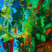 Garden Of Possibilities Print by Lorna Ritz