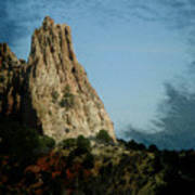 Garden Of The Gods 15 Art Print