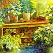 Gardener's Joy Art Print