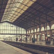 Gare Du Nord Art Print