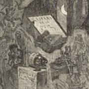 Gaspard De La Nuit Art Print