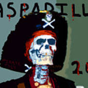 Gasparilla 2011 Work Number Two Art Print
