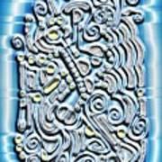 Gate To The Future Art Print