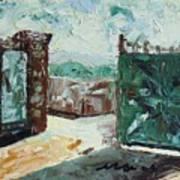 Gate2 Art Print