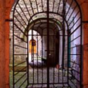 Gated Passage Art Print