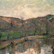 Gauguin: Brittany, 1888 Art Print