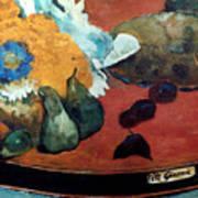 Gauguin: Fete Gloanec, 1888 Art Print