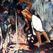 Gauguin: Pape Moe, 1892 Art Print