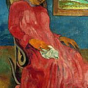 Gauguin: Reverie, 1891 Art Print