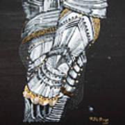 Gaunlet Art Print