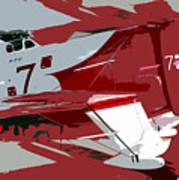Gee Bee Racer Art Print