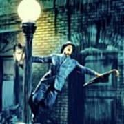 Gene Kelly, Singing In The Rain Art Print