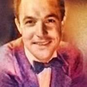Gene Kelly, Vintage Hollywood Legend Art Print