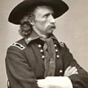 General Custer Art Print