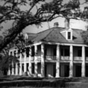 General Jackson's Headquarters Art Print