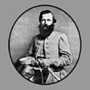 General Jeb Stuart Art Print