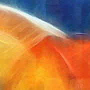 Genesis I Art Print