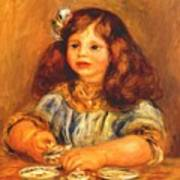 Genevieve Bernheim De Villers 1910 Art Print
