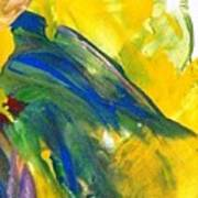 Gentle Fingers    Gentle Bird Art Print