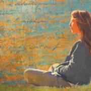 Gentle Sunshine Art Print