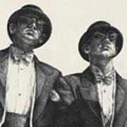 Gents Art Print