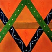 Geometric Abstract II Art Print