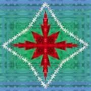 Geometric Fantasy Art Print