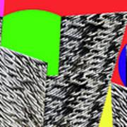 Geometric Shapes 4 Art Print