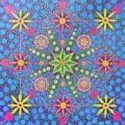 Geometry Of An Arkana Art Print
