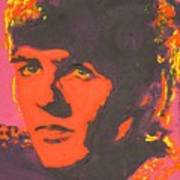 George Harrison Art Print