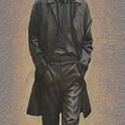 George Harrison N F Art Print