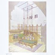 George Walton Art Print