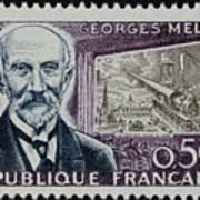Georges Melies (1861-1938) Art Print