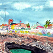 Georgetown Cayman Islands Art Print