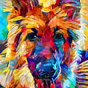 German Shepherd 6 Art Print