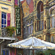 Germany Baden-baden 07 Art Print