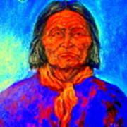 Geromino - Chiricahua Apache Leader Art Print