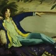 Gertrude Vanderbilt Whitney 1916 Art Print